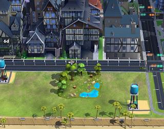 Bosque de conejos - Simcity buildit