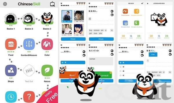 Top 5 ứng dụng học Tiếng Trung trên điện thoại tốt nhất