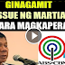 "Watch! Duterte to Media: ""Issue2 na naman ang martial law , Iheadline na naman para mabenta!"
