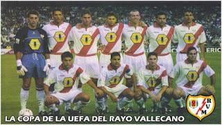 Rayo Vallecano 2000