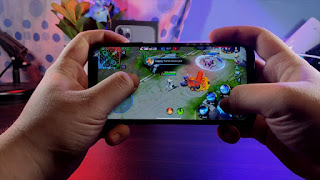 Gaming Mobile Legend iPhone 11 Pro Max HDC