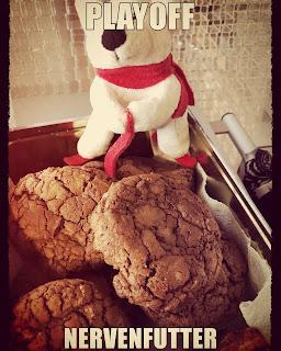 Browniecookies, Brownie, Cookies, Schokolade