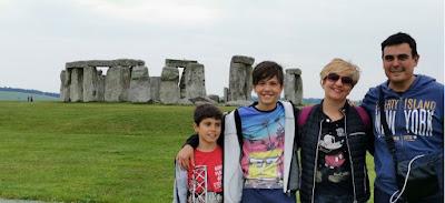 Stonehenge, una maravilla milenaria.
