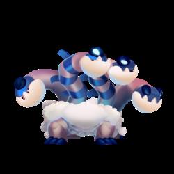 Dragon Nitrogène (Jeune)