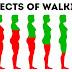 10 εκπληκτικά πράγματα που συμβαίνουν στο σώμα σας, αν περπατάτε κάθε μέρα