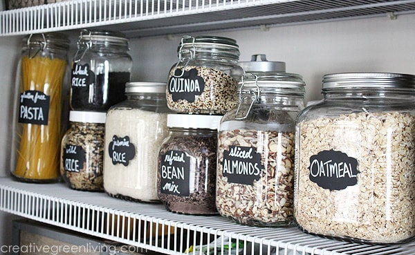 beautiful pantry organization ideas