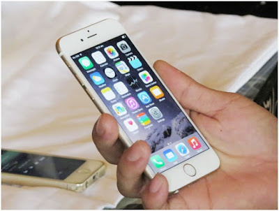 iphone 6 lock qua sử dụng tại maxmobile