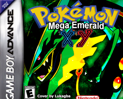 Pokemon Mega Emerald X and Y GBA ROM Download