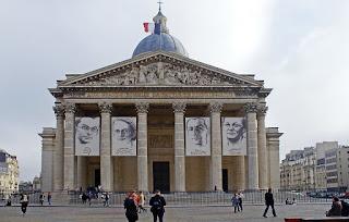 Panteón de París, que ver en paris en 3 dias