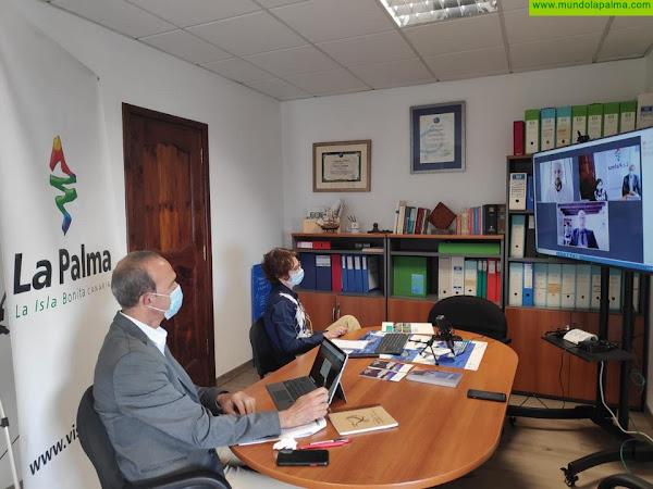 La Palma se posiciona en la ITB como  destino seguro