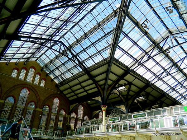 Londres - Estação de Liverpool Street