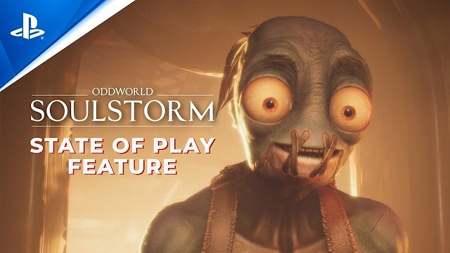 Oddworld: Soulstorm Story, Gameplay, Visual & Audio Review