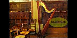 Sejarah Dan Pengertian Harpa