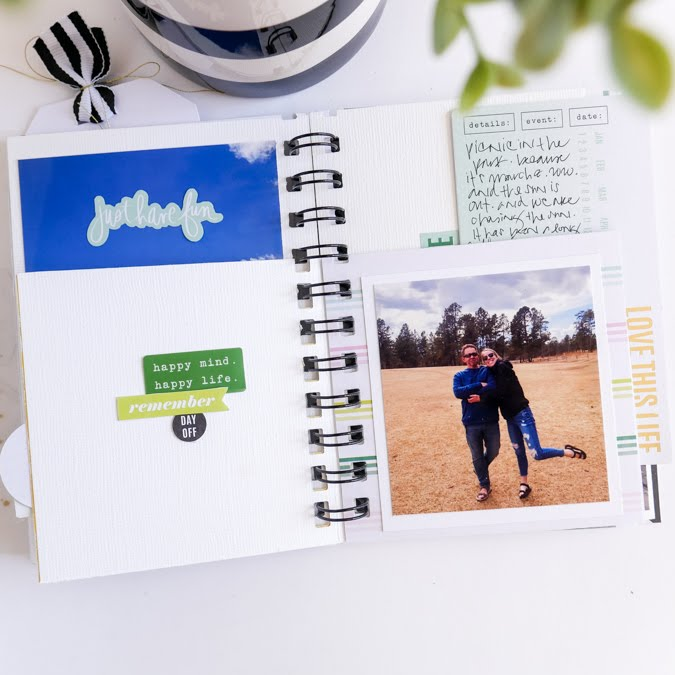 Sharing My Good Luck In a Mini Album (as inspired by St Patrick's Day) by Jamie Pate