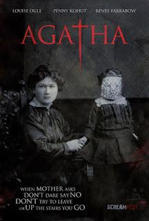 Agatha Film Poster