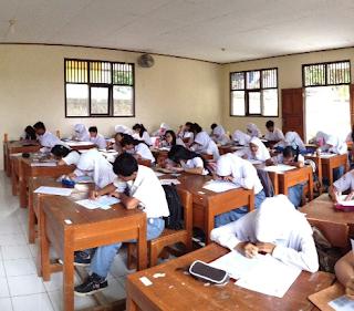 Soal Ujian Nasional 2018 Bakal Ada Essay