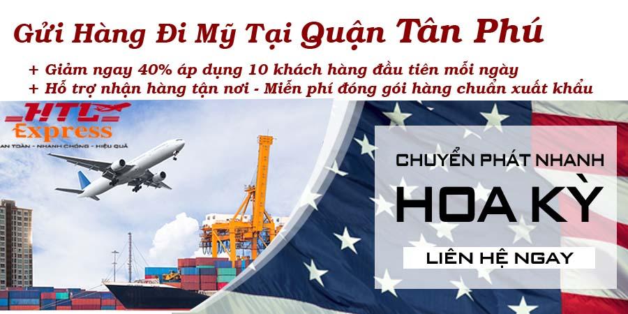 Chuyển phát nhanh DHL tại Quận Tân Phú