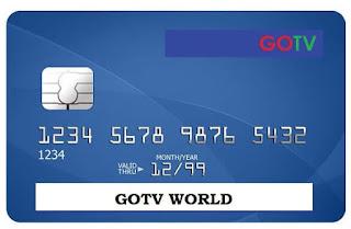 gotv payment method online
