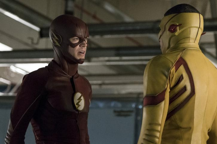 The Flash - Episode 3.10 - Borrowing Problems From The Future - Promos, Sneak Peeks, Interviews, Promotional Photos & Press Release