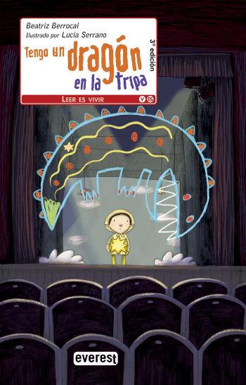 libro infantil para el miedo a hacer el ridículo, hablar en público