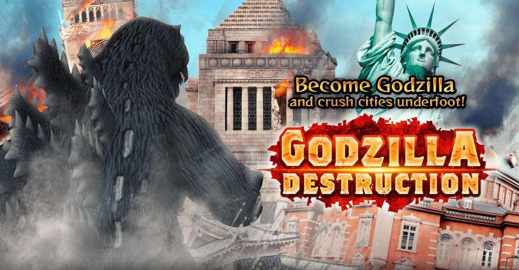 Game Godzilla Destruction