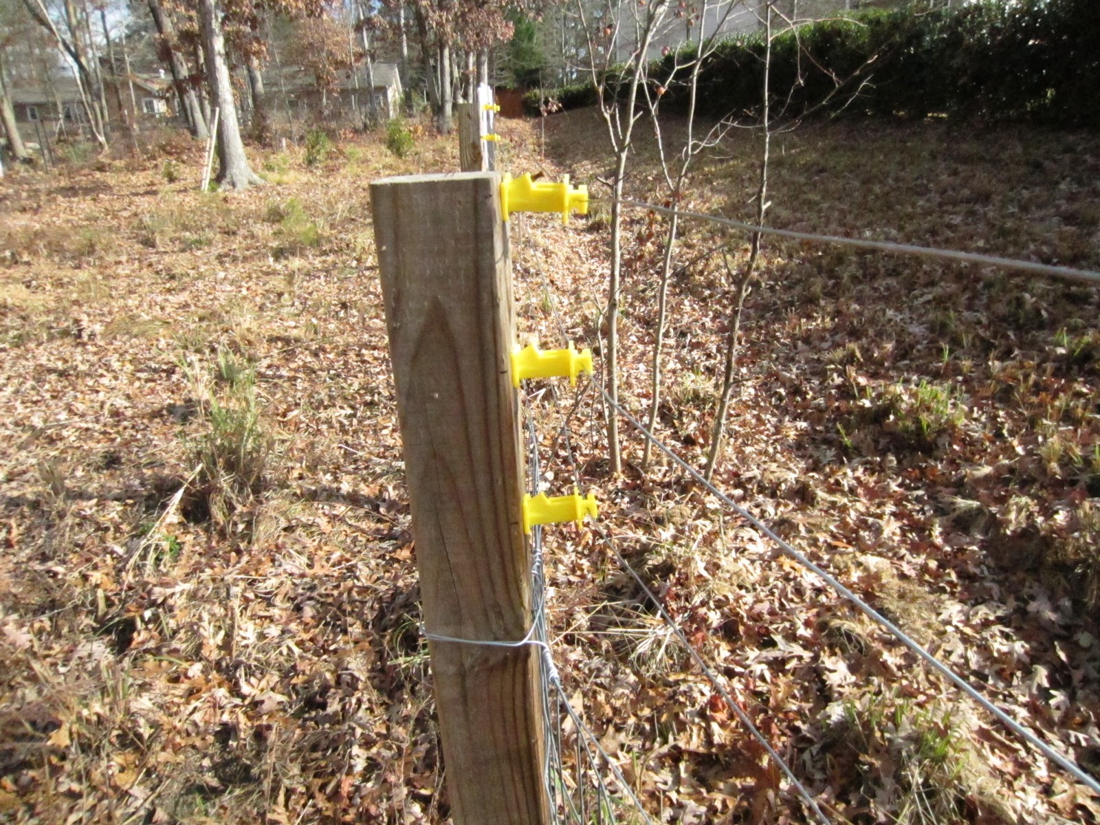 From Mind To Machine Diy Electric Predator Fence