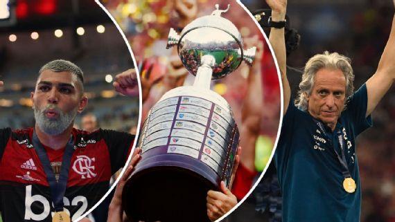Além do título, Flamengo estreia na Libertadores em busca de outras marcas históricas