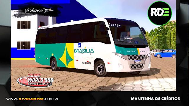 VOLARE W9 FLY - VIAÇÃO BRASÍLIA