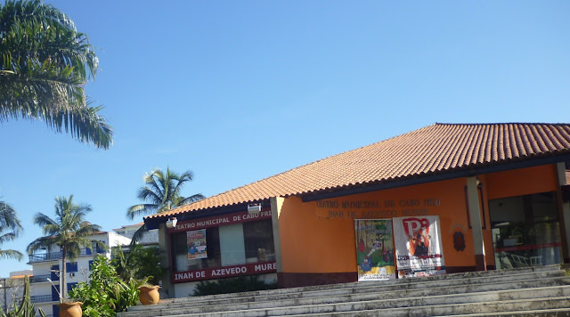 Teatro Municipal de Cabo Frio em 2012