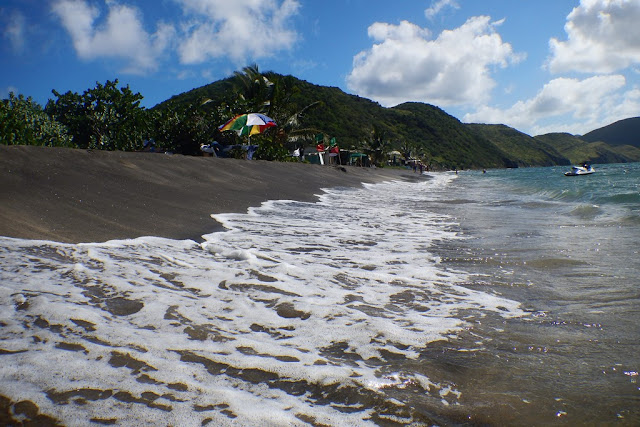 Friar's Beach St. Kitts