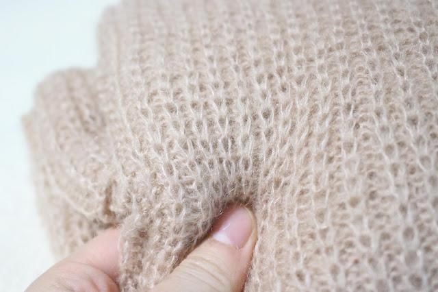 BYYAWorld review, BYYAWorld etsy, BYYAWorld blog review, BYYAWorld reviews, BYYAWorld sweater, BYYAWorld mohair sweater, loose knit mohair sweater, BYYAWorld