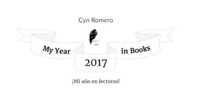 Mi 2017 en lecturas