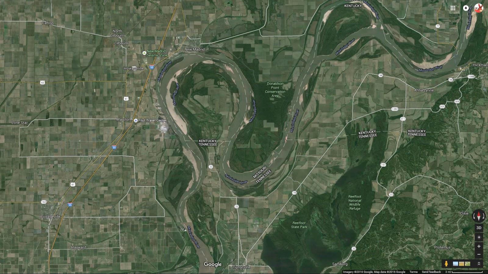 Ohio County Kentucky History Kentucky Bend