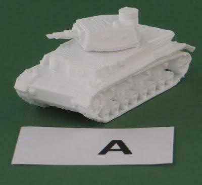 Ausf A,      7.5cm KwK 37 L/24 gun (Short 75), Straight commander's cupola