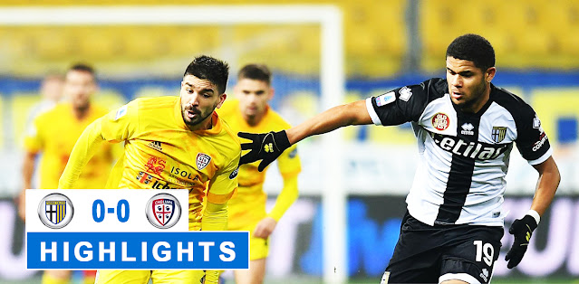 Parma vs Cagliari – Highlights