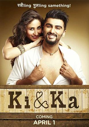 Ki & Ka 2016 Full Hindi Movie Download BRRip 720p