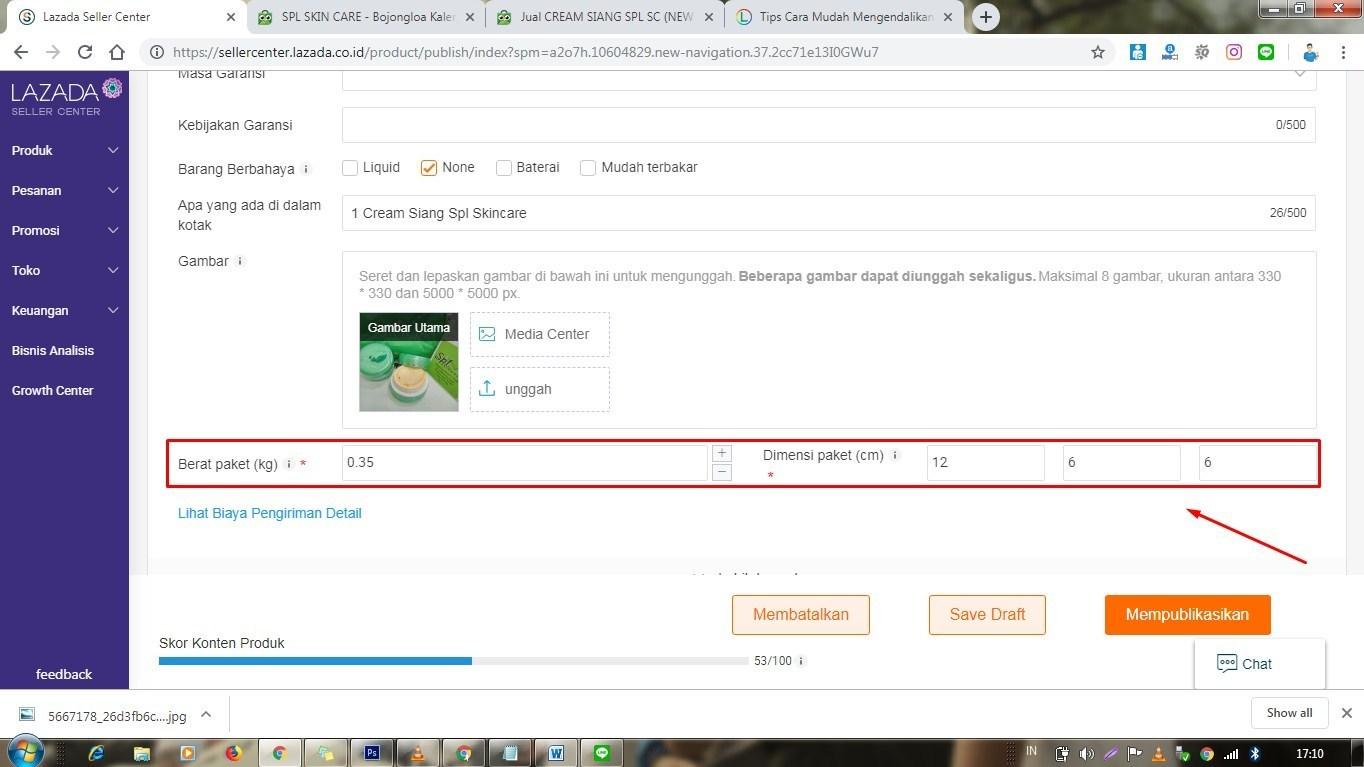 Cara Upload Produk Di Lazada Mudah Dan Langsung Di Approve