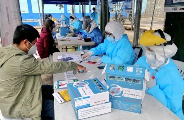 Covid-19: Perú reporta 1,098 contagios y 49 fallecidos en 24 horas