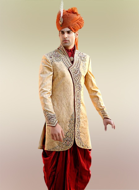 Buy Indian Wedding Dresses For Men In Delhi