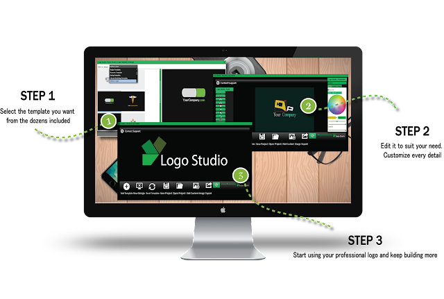 [GIVEAWAY] Logo Studio PRO [The Best Logo Creation Software Ever Designed]