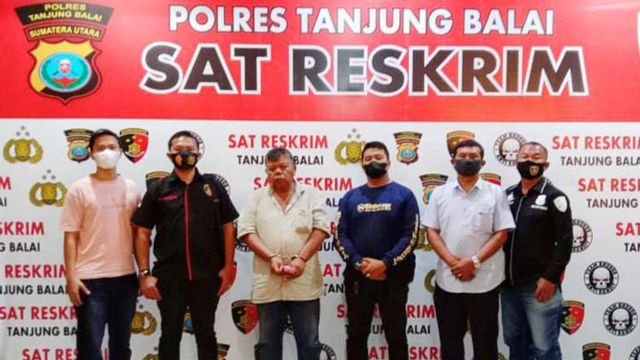 Peras Rp 3 Juta ke Warga yang Sedang Renovasi Rumah, Preman ini Ditangkap