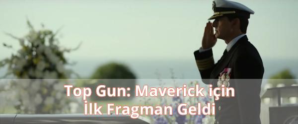 Top Gun: Maverick Fragman İzle