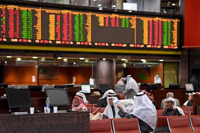 ارتفاع مؤشرات البورصة بالكويت وصعود 9 قطاعات ويتصدر بالقمة قطاع المواد الاساسية