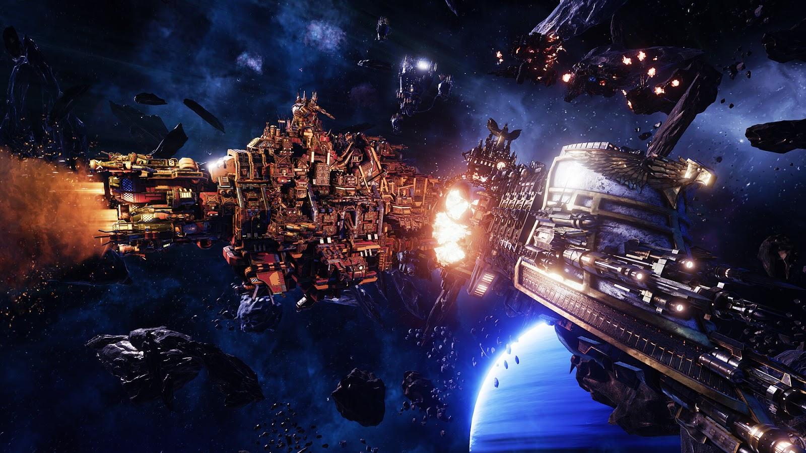 Battlefleet Gothic Armada Full Español