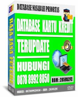 Jual Database Nasabah Kpr
