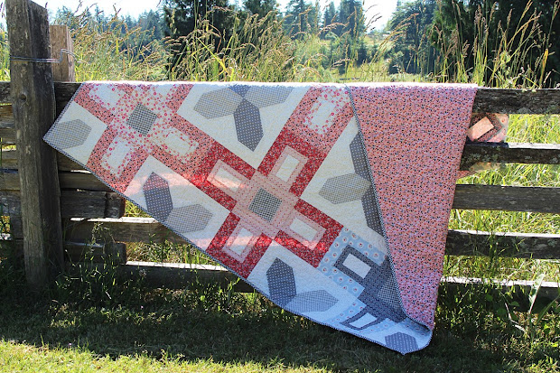 Bit Of Scrap Stuff - Crafty Symphony Quilt With