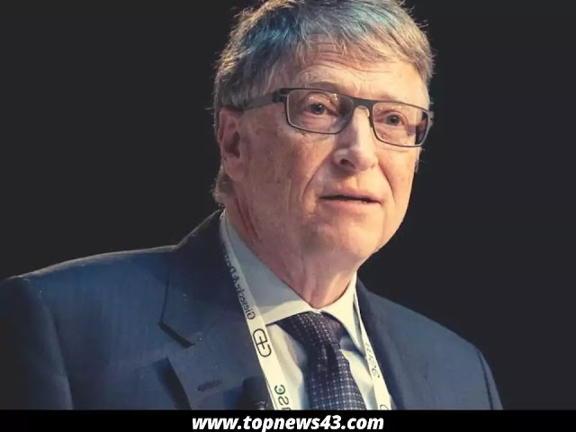 Bill Gates - Countries Should Give Money For Vaccine Development