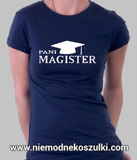 Prezent na obronę pracy magisterskiej dla dziewczyny