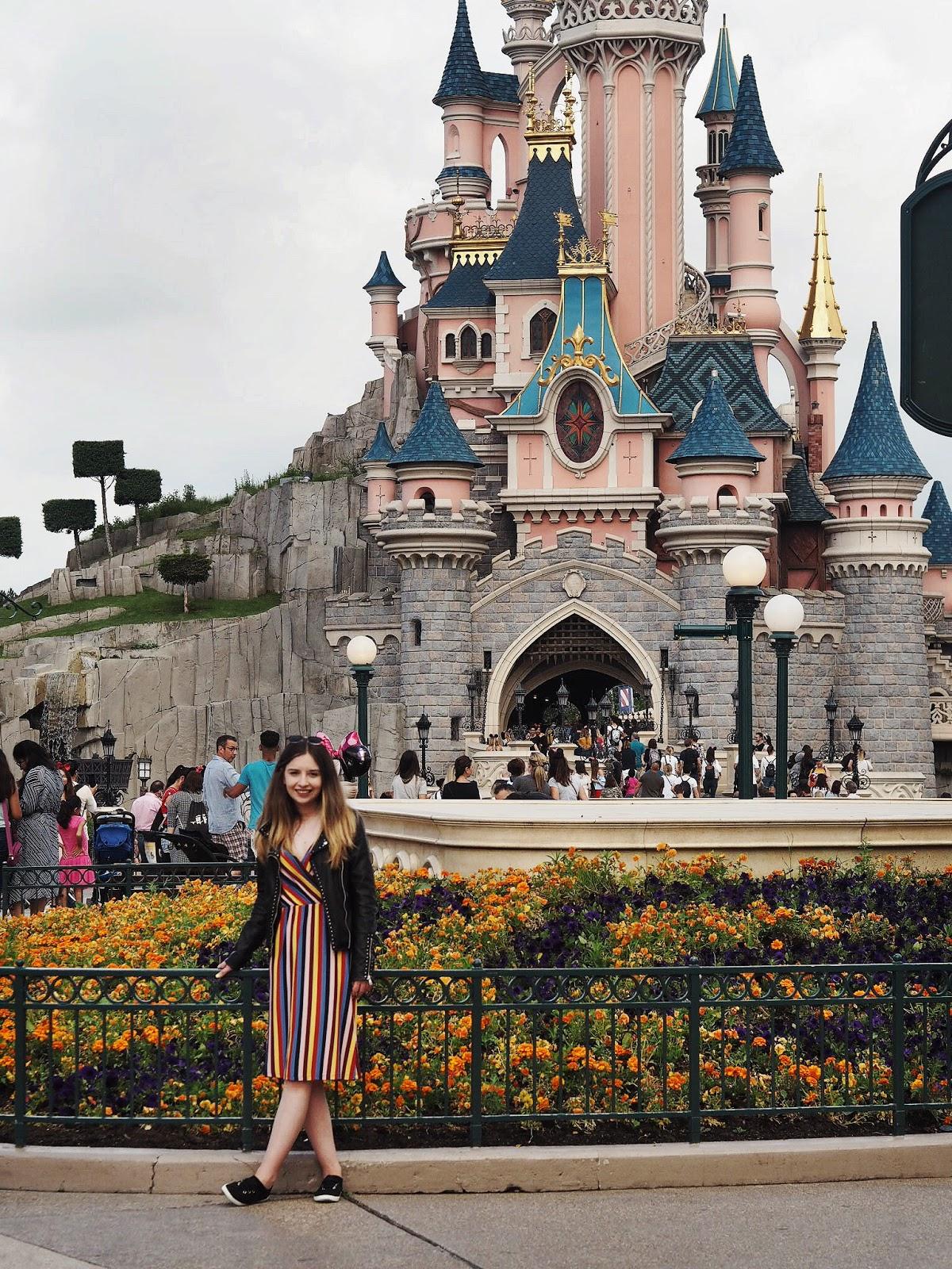 Disneyland Paris | Disneyland Palace | Cinderella