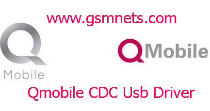 Latest Qmobile CDC USB Driver Download